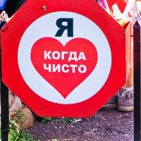 Я тоже люблю когда чисто :: Татьяна Губина