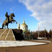 Памятник генералу А.П.Ермолову. :: Борис Митрохин