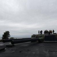 Батарея острова Куйвасаари :: Виктор Печуркин
