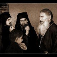 В монастырской обители :: Владимир Дядьков