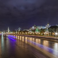 Ночная Москва :: Марина Назарова