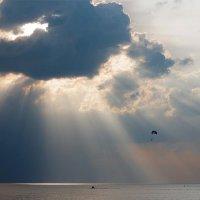 Море, небо, облака :: Anastasia Melnikova