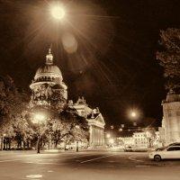Ночь. Санкт-Петербург :: Сергей Sahoganin