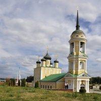 Адмиралтейская церковь. Воронеж. :: Юрий Воронов