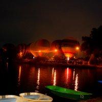 .Закрытие фестиваль воздушных шаров г.Пятигорск :: Ирина Регер