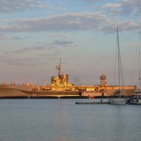 Шестой Флот США в полном составе :: Юрий Воронов