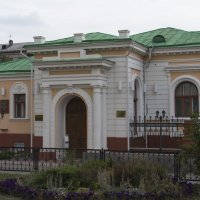 Омск. В этом доме жил адмирал Колчак :: Алексей Павленко