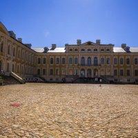 Дворец Рундале, резиденция Бирона :: Gennadiy Karasev