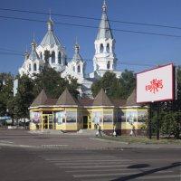Свято место (две твердыни) :: Роман Шаповалов