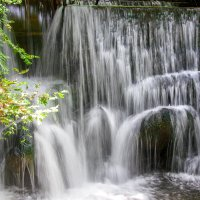 Рукотворный водопад :: Алексей Багашев