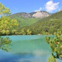 Бирюзовое(Юбилейное)озеро :: Alexandra Shusha