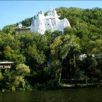Храм на  меловой скале :: Татьяна Пальчикова