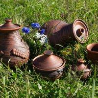 Посуда из глины :: Валентин Кузьмин