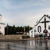 Костел Святого Михаила Архангела в Сморгони. :: Nonna