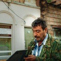 Стрит-портрет :: Вадим