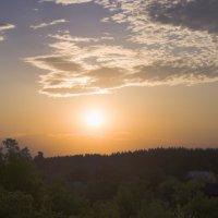 закат :: Евгения Воронина