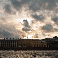 Закатный Петербург :: Татьяна Ширякова