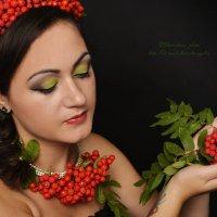 Lady Сентябрь :: Julia Miloserdova