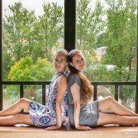 Сестры :: Марина Ионова