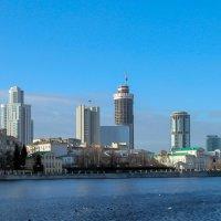 Екатеринбург :: Наталья Вельди