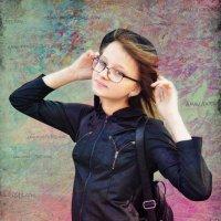 В шляпе... :: Алена Григоревская