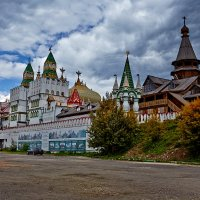 Измайловский кремль. Москва. :: Viktor Nogovitsin