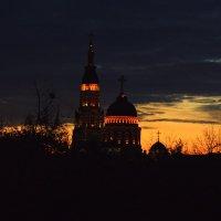 Купола Благовещенского :: Ирина Сивовол