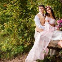 Осенняя сказка :: Олеся Ефанова
