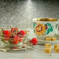 чай с витаминчиком :: Svetlana Plasentsiia