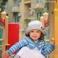 Фотосессия девочки :: Михаил Тихонов