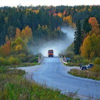 дальняя дорога на север :: Елена Третьякова