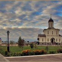 Скит Владимирской иконы Божией Матери :: Дмитрий Анцыферов