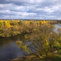 Осенняя Березина :: Владислав Писаревский