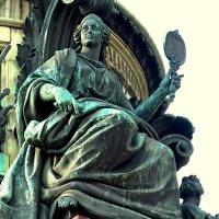 Памятник императору Николаю I :: Сергей Карачин