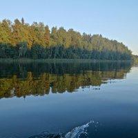 бескрайнее озеро :: Елена