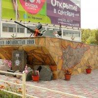 Памятник афганцам в Северном Бутово :: Александр Качалин