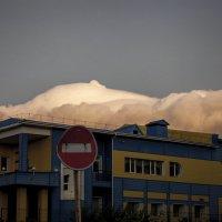 Горы-облака :: Павел Заславский