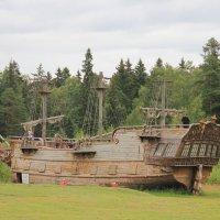 Корабль :: Екатерина Орлова