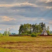 Деревня  Бибковщина. :: Валера39 Василевский.