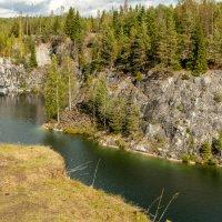 Рускеала - горный парк :: Злата Красовская