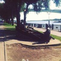 На набережной :: Nikita Lev
