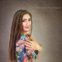 Прекрасная Фариза :: Оксана Чепурнаева