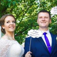 Свадьбы 2015 :: Герман Левченко