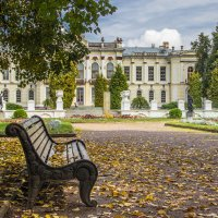 Осень в усадьбе :: Elena Ignatova