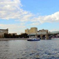 Москва-река. :: Oleg4618 Шутченко