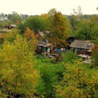 Осенние... домики :: Милла Корн