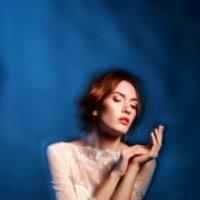 Красавица-модель Женечка :: Анна Елишева