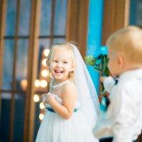 Дети. Свадьба :: Елизавета Альбрехт