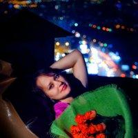 Портрет на крыше :: Игорь Лариков