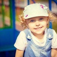 Детская улыбка :: Анна Цыганкова